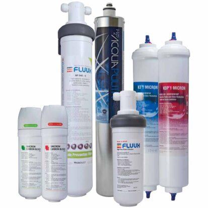 Water Filter Range ▼