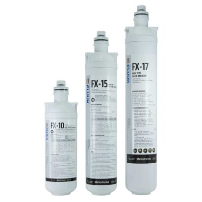 FX range of microplastics removal filters